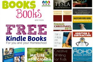 Books, Books and More FREE Kindle Books!