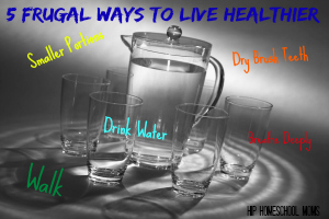 5 Frugal Ways to Live Healthier