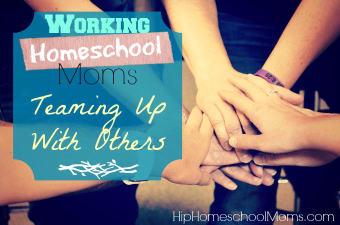Working Homeschool Moms