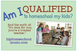HHM Am I Qualified to Homeschool Featured Image