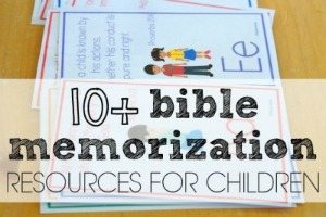HHM Bible Memorization Resources Featured Image
