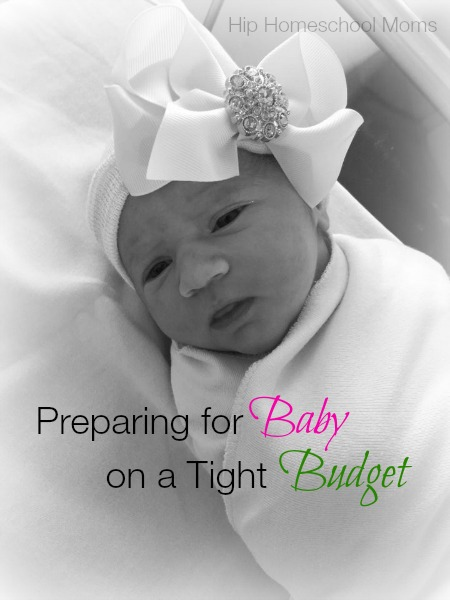Preparing for Baby on a Tight Budget