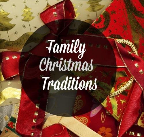 Family Christmas Traditions - Hip Homeschool Moms