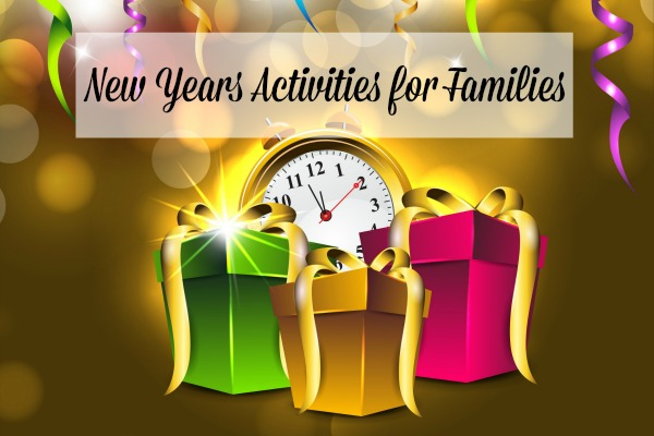 New Years Activities for Families