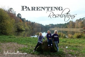 HHM Parenting Resolutions