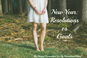 New Year: Resolutions vs Goals