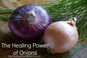 The Healing Power of Onions