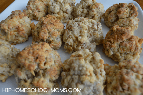 Sausage and Cheese Balls Recipe