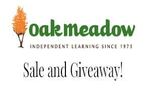 Oak Meadow Curriculum Sale and Giveaway