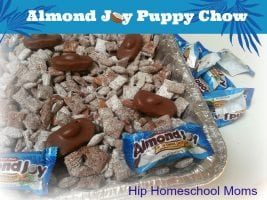 Almond Joy Puppy Chow Recipe