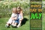 HHM celebrating july