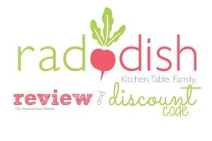 raddish review and discount code