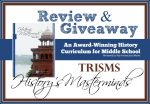 TRISMS History's Masterminds Review and Giveaway