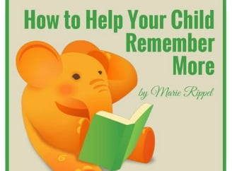 How to Help Your Child Remember More