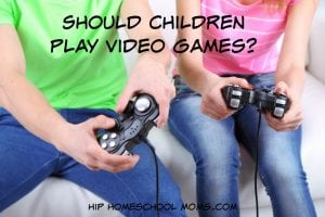 National Video Games Day: Should Children Play Video Games?