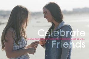 Celebrate Friends This Friendship Week