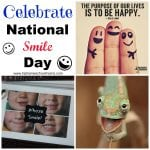 Celebrate National Smile Day