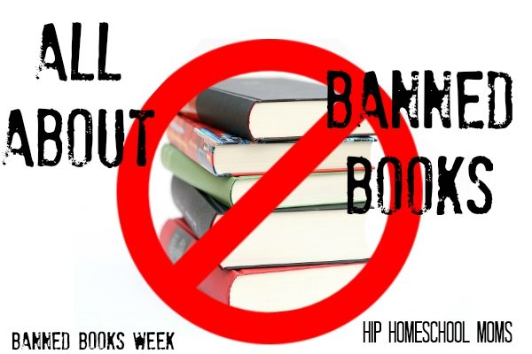 All About Banned Books and Free Activity Sheet