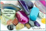 Celebrate Collect Rocks Day!