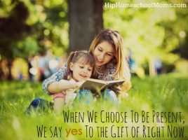 Are you present each day in your children's lives?
