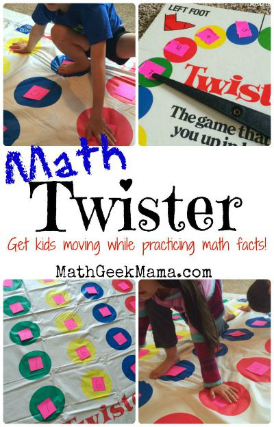HOP Math Twister