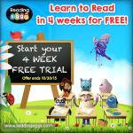 Reading Eggs Free Trial!