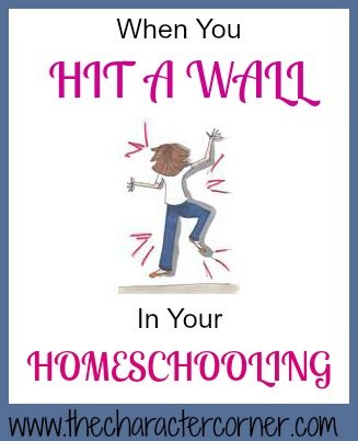 HOP When You Hit a Wall in Your Homeschooling