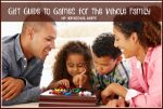 Gift Guide to Games for the Whole Family