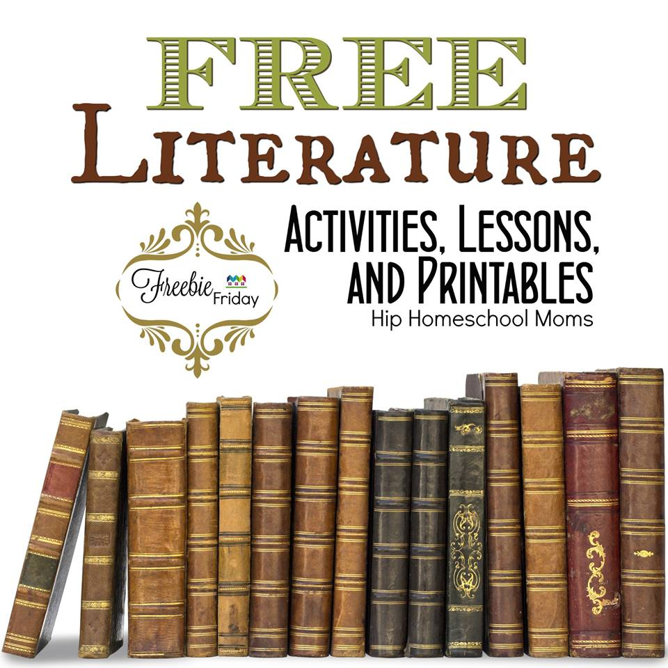 HHM Freebie Friday Literature January 2016