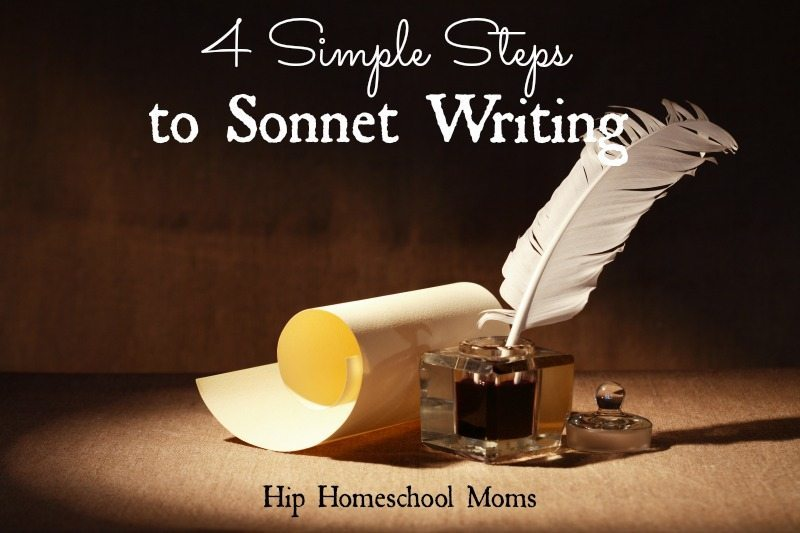 4 Simple Steps to Sonnet Writing