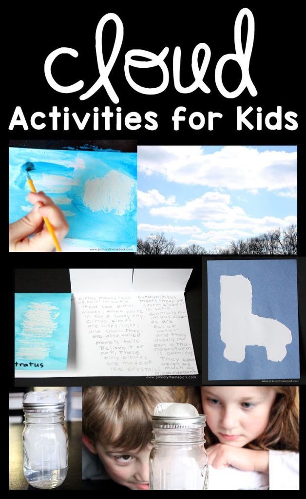 HHM Cloud Activities for Kids
