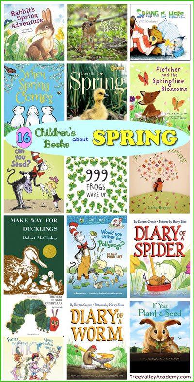 HHM Spring Books