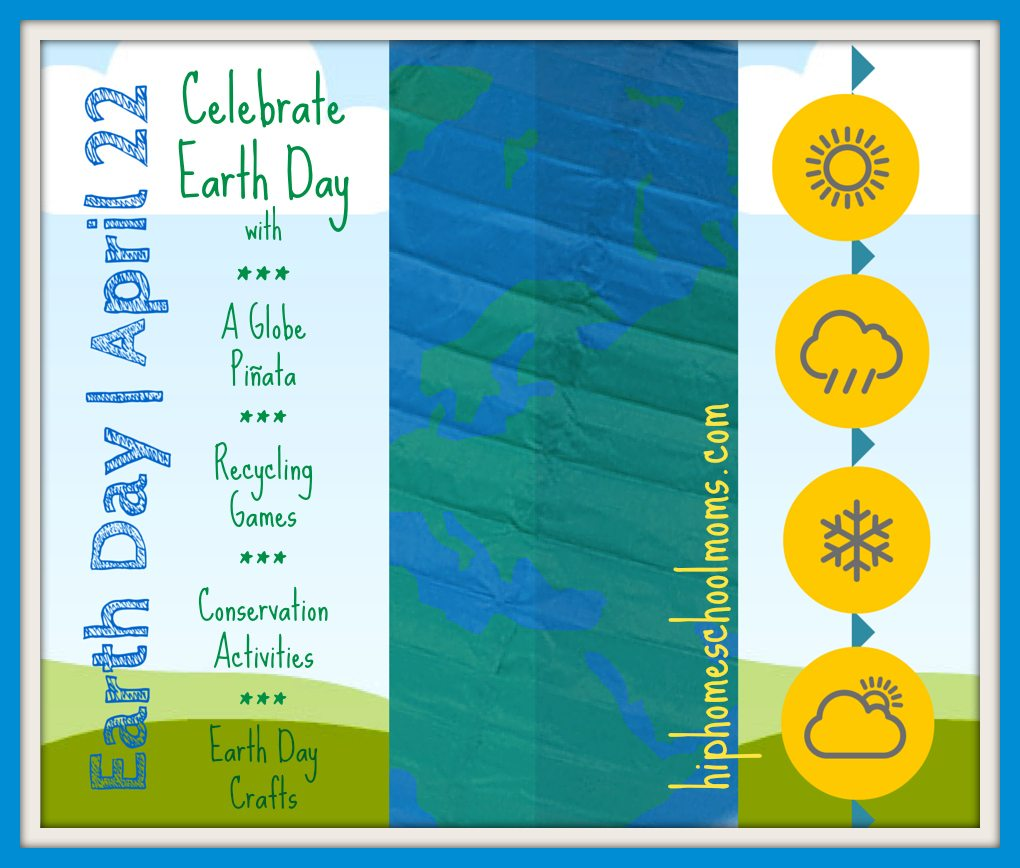 Earth Day Crafts, Fun, and Activities