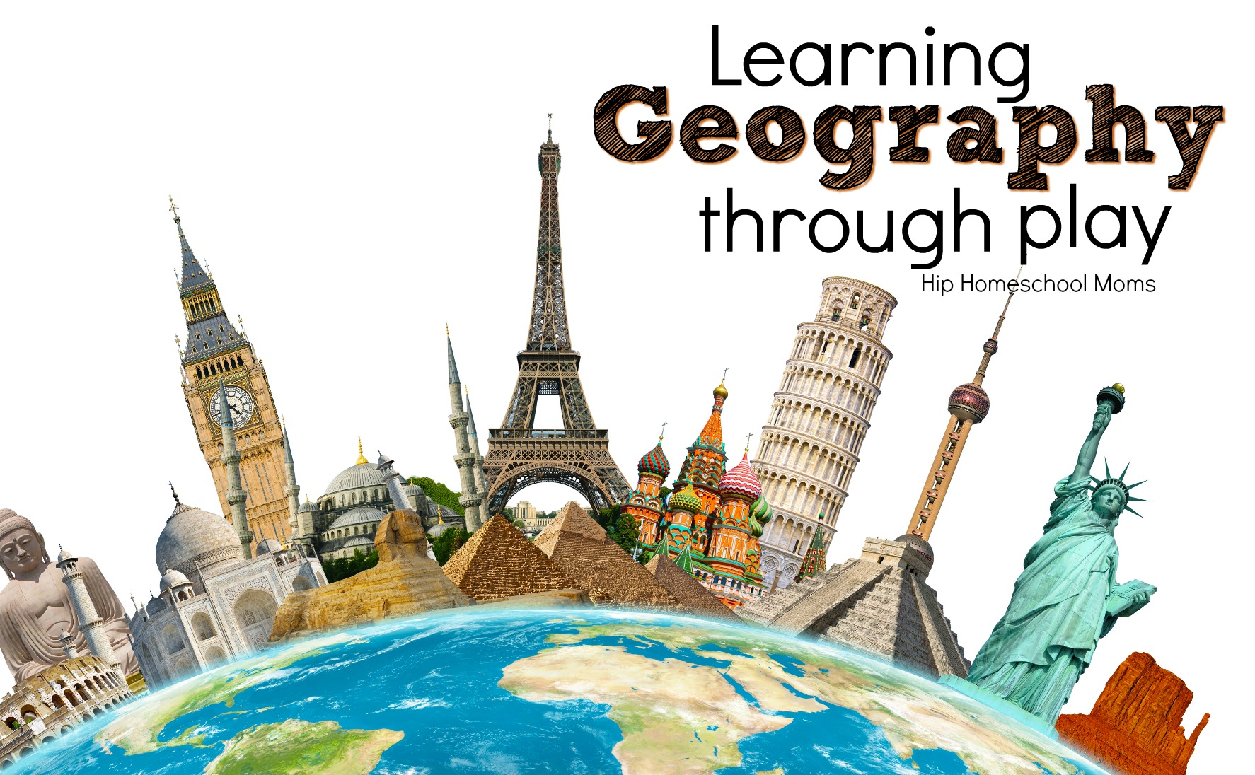 Learning Geography Through Play