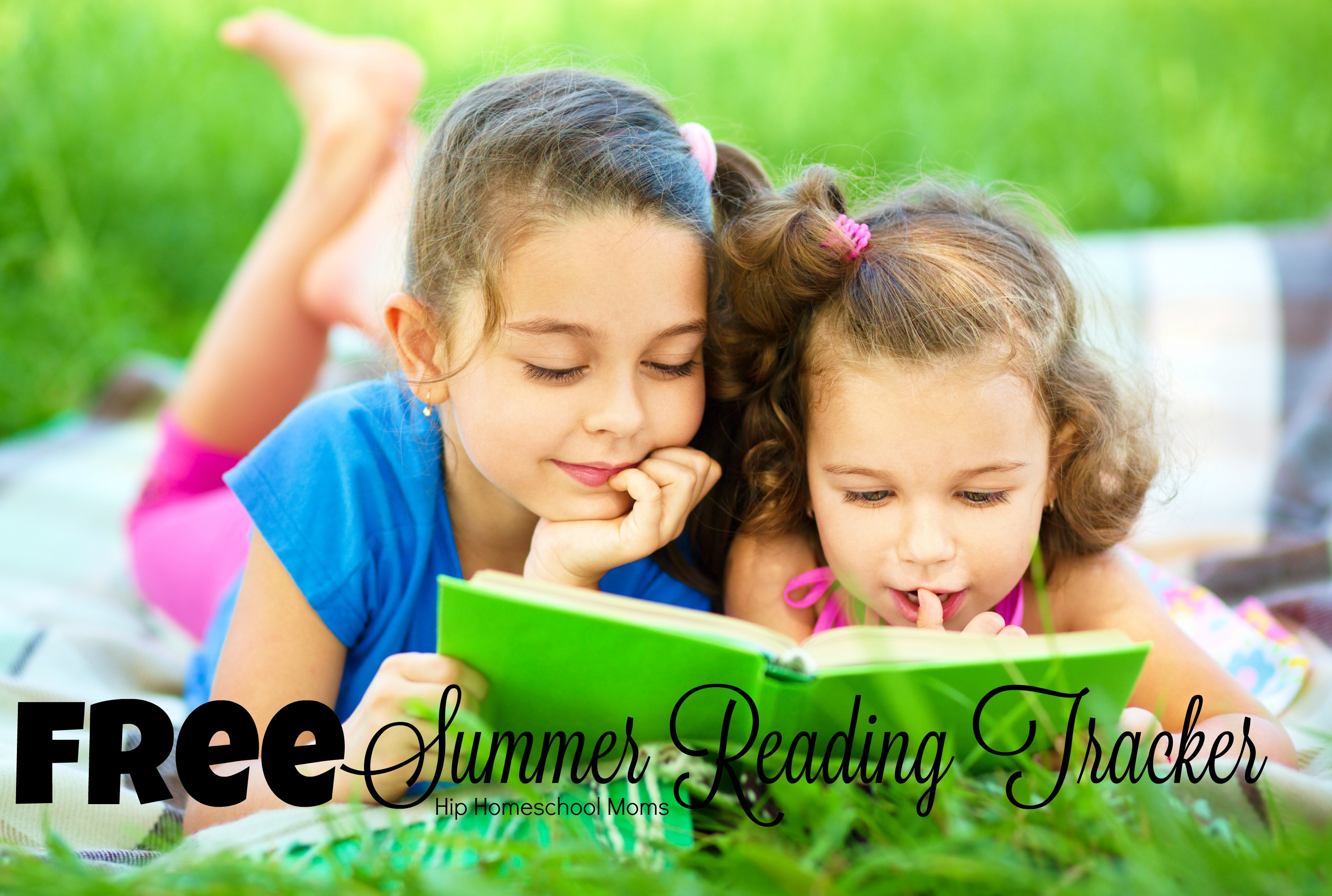 Summer Reading Tracker Free Printable