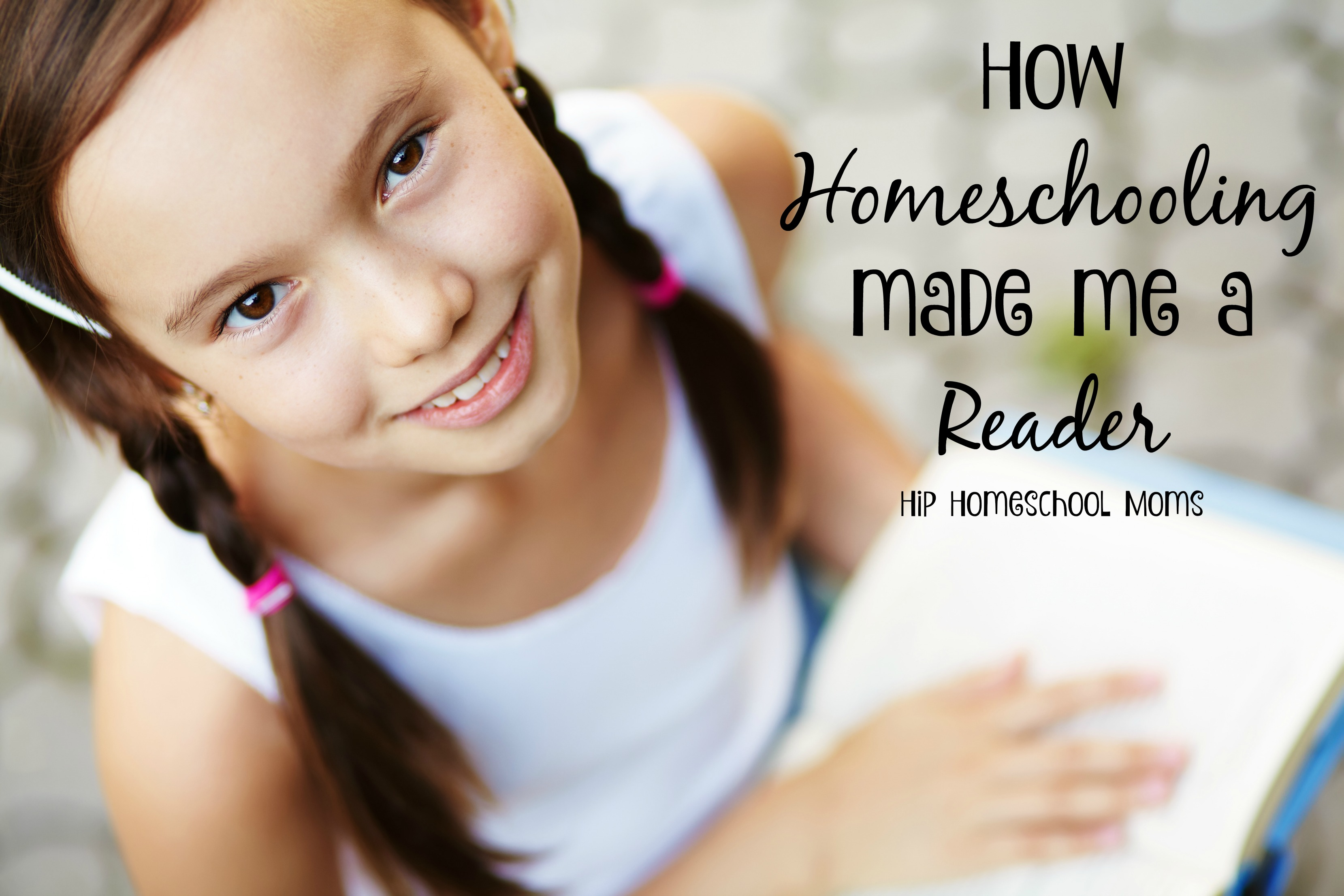 How Homeschooling Made Me a Reader