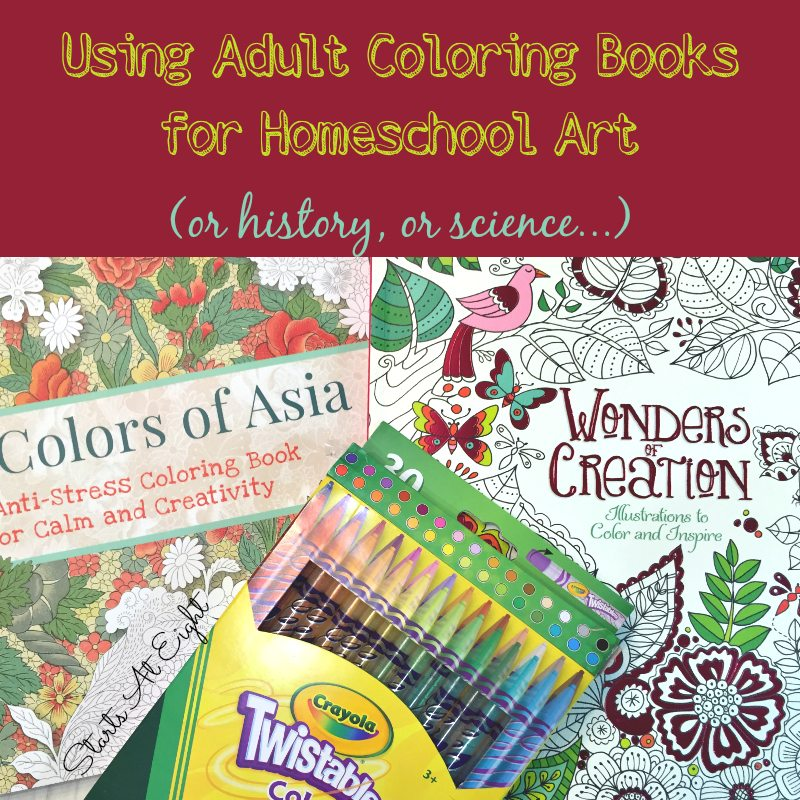 HHM Using-Adult-Coloring-Books-for-Homeschool-Art