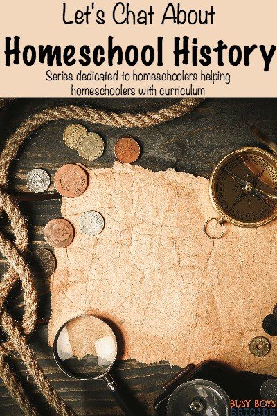 HHM Lets Chat About Homeschool History