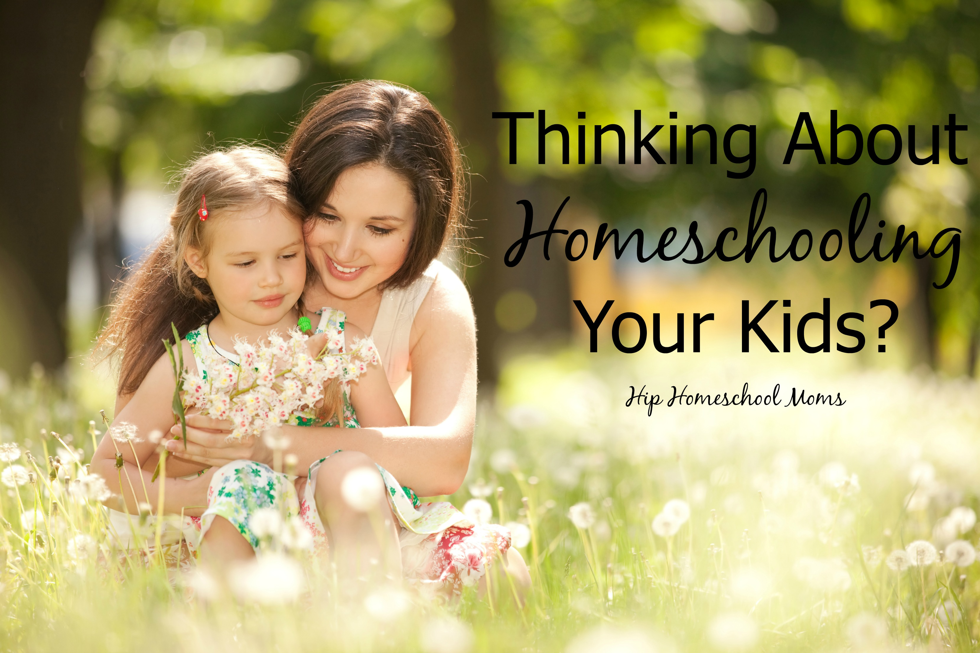Thinking About Homeschooling Your Kids?
