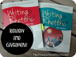 Classical Academic Press's Writing & Rhetoric