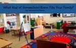 What Kind of Homeschool Room Fits Your Family?