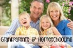 Grandparents and Homeschooling