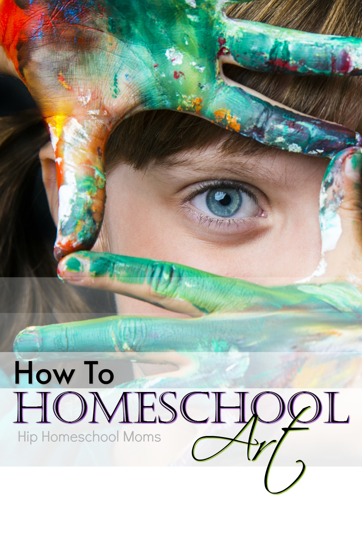 How to Homeschool Art