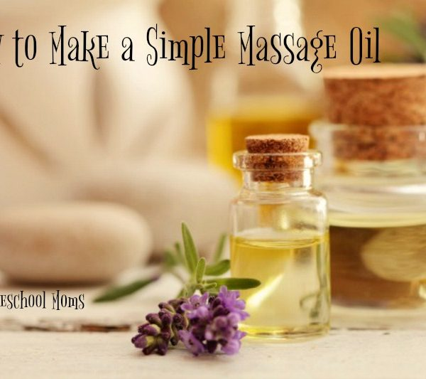 How to Make a Simple Massage Oil