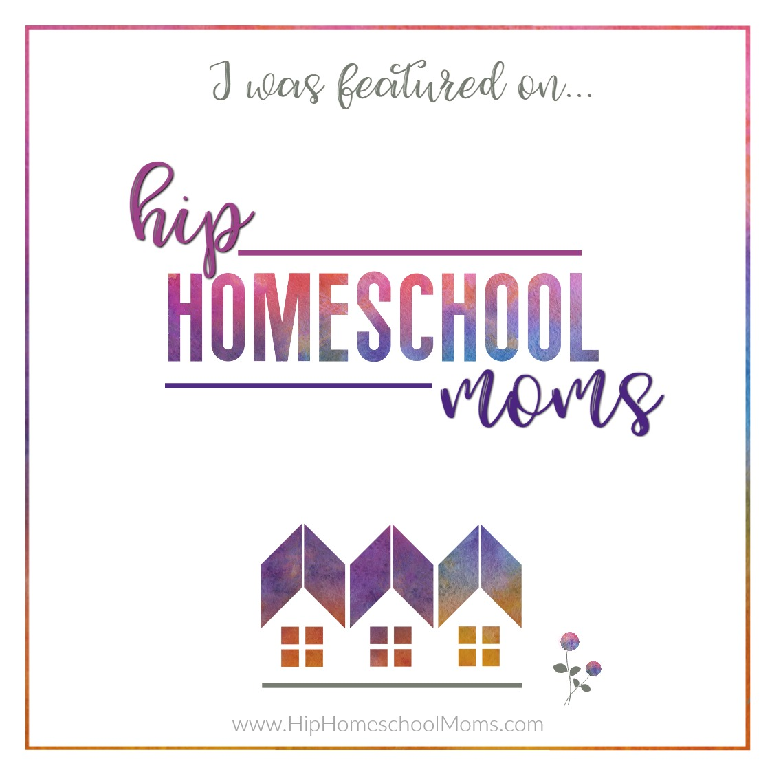 Hip Homeschool Moms