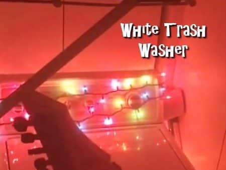 White Trash Washer