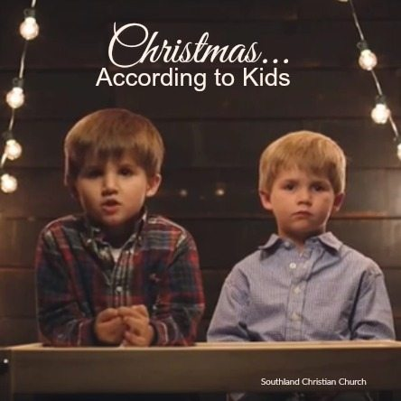 Christmas – According to Kids