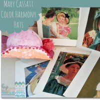 Mary Cassatt Hats