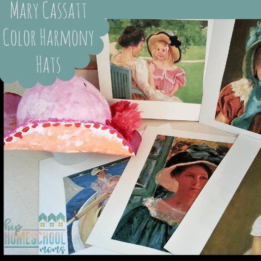 Studying Art with Papier-mâché Mary Cassatt Art Lesson