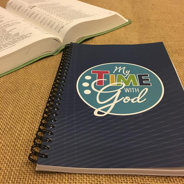 DEAL ALERT: My Time with God (quiet time journal) $15!